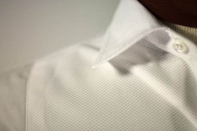 How To Choose The Perfect White Shirt