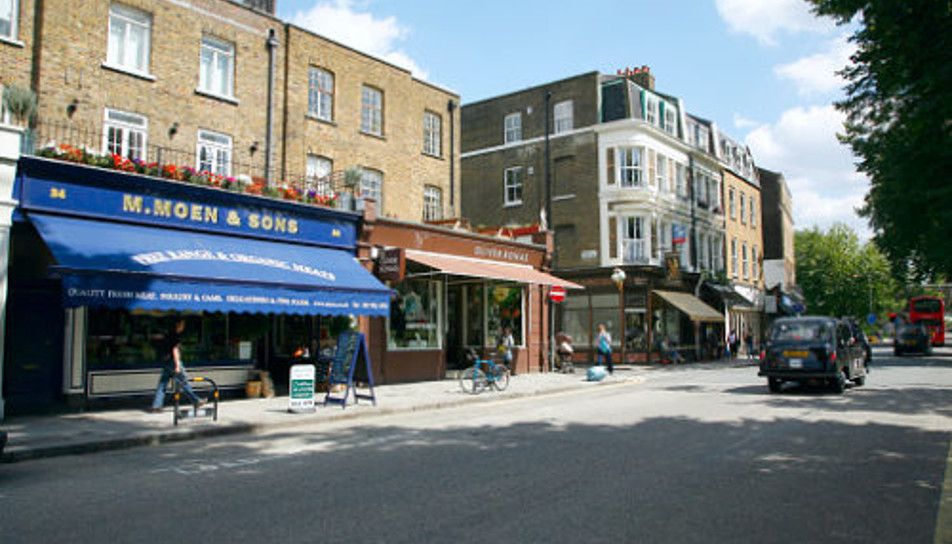 Clapham Dry Cleaners