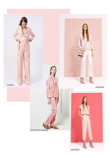 London Fashion Week SS17: Trend #6 Blush