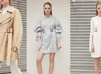10 Hottest Trends From London Fashion Week SS17