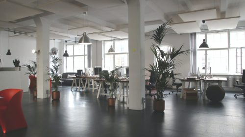 Empty London offices are killing businesses